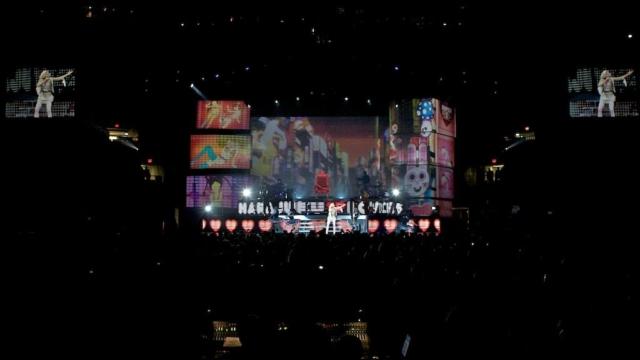 gwen stefani HARAJUKU LOVERS TOUR 2005