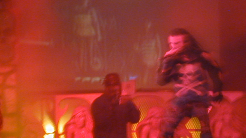 rob zombie stage lighting
