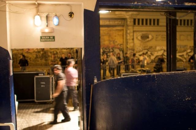 tool barcelona entrance