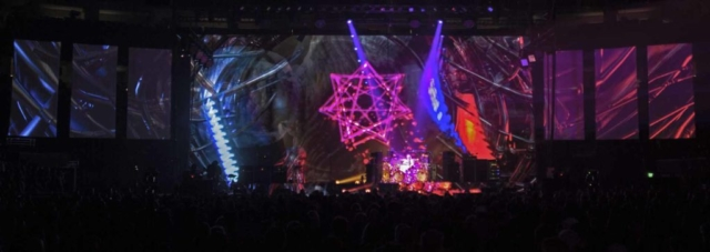 tool stage panoramic